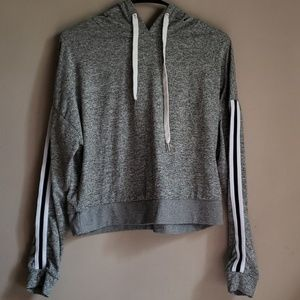 NWOT Crop top sweatshirt